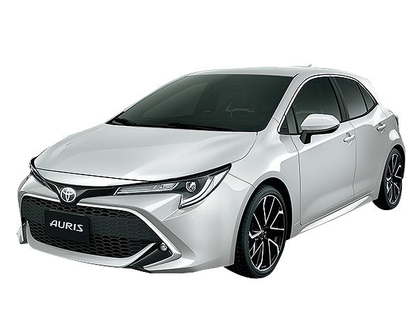 TOYOTA 豐田 ALL NEW Auris